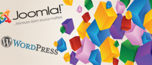 joomla e wordpress