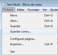Como criar arquivo .htaccess - 3