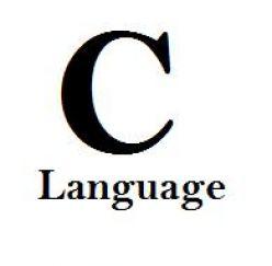 C logotipo